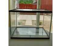 Fish tank and extras for sale