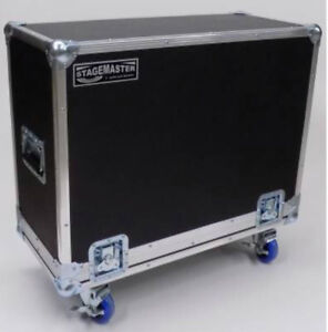 Stage Master Heavy Duty Amp Case