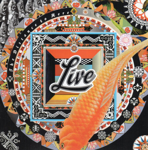 Live Distance To Here New Cd Sealed