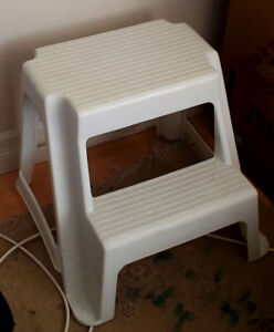 Rubbermaid Heavy Duty 2 Step  Step Stool