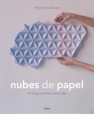 NUBES DE PAPEL. NUEVO. Envío URGENTE. MANUALIDADES Y COLECCIONISMO (IMOSVER)