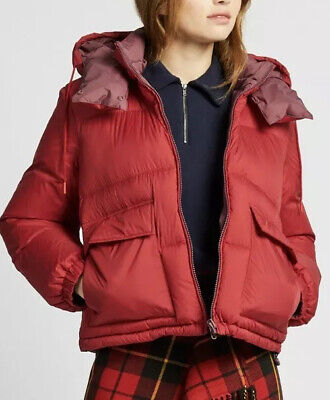 NWT UNIQULO / JW Anderson reversible down jacket SIZE S
