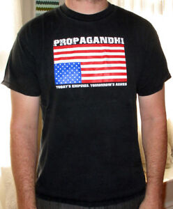 Propagandhi - Todays Empire Tomorrows Ashes - Band shirt