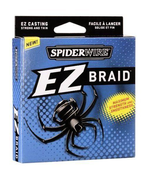 Spiderwire EZ Braid Fishing Line