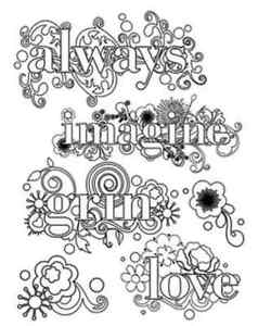 Brand new Autumn Leave clear stamps London Ontario image 1