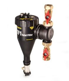 Fernox TF1 Compact Magnetic Filter 22mm Sludge Remover *ONLY £59* *BRAND NEW* RRP £100 07861 758762