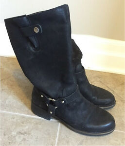 ROCKPORT Tall Motorcycle boots
