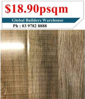 $17.90 / SQM Laminate Flooring Model -52002   12.3mm