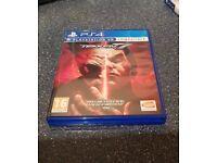 Tekken 7 PS4 game