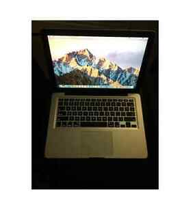 "Early 2011 MacBook Pro 13.3"" 2.3ghz i5, 4gb ram, 320gb HD+MS"