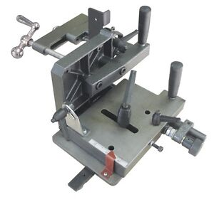 Tenon Tenoning Mortising Mortise Jig for Table Saw or Shaper