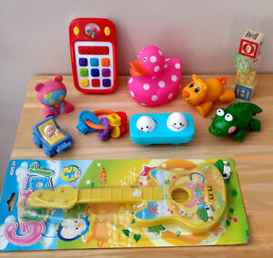 Baby Toddler Toys : Electronic,Guitar,Duck : As Shown Cambridge Kitchener Area image 1