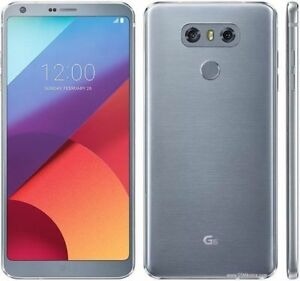 "LG G6 Cell Phone (H873) Silver/Grey | 5.7"" Screen 32GB Storage"