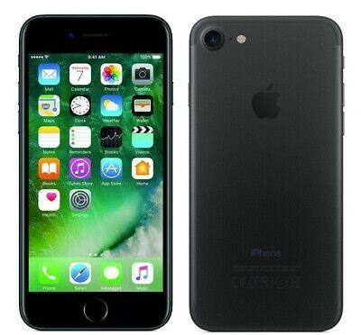 Apple iPhone 7 - 32GB - Black- Fully Unlocked