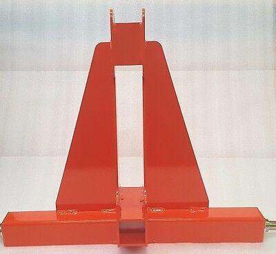 3-Point Receiver Hitch (Orange)