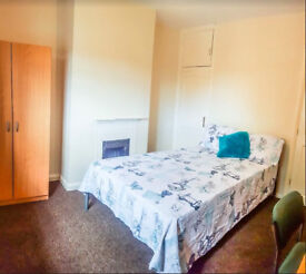 Fully Furnished Double Room in Headington PMR3