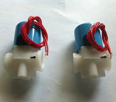 14 Npt Electric Solenoid Valve 12-volt Dc 12vdc Nc Ro Air Water Bbtf