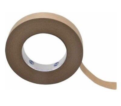 New Intertape 534 Med Grade Flatback Packaging Tape 1 In. X 60 Yds. Brown