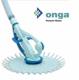 Onga Hammerhead Pool Cleaner - 3 year warranty