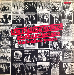 The Rolling Stones - The London Years - 4X Vinyl Record Set