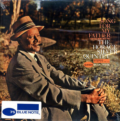 HORACE SILVER QUINTET SONG FOR MY FATHER NEW SEALED VINYL LP REISSUE IN STOCK
