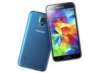 Samsung Galaxy S5 16GB Blue Unlocked