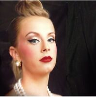 Certified make up artist and instructor