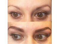 £80 brow microblading tomorrow and Thursday only! Discount if you can fill a cancellation!