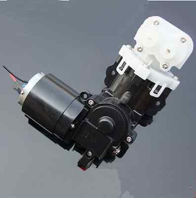 Dc9-12v 545 Dc Motor Mini High-pressure Water Pump Diaphragm Pumps Piston Pump