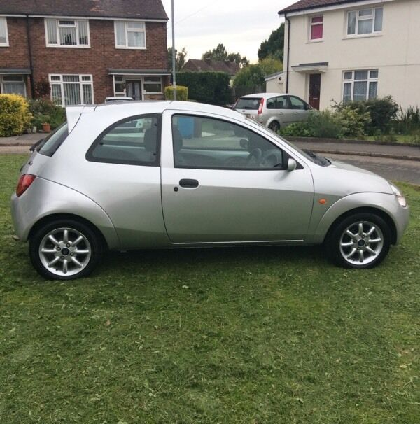 Ford Ka   Alloys And Spoiler