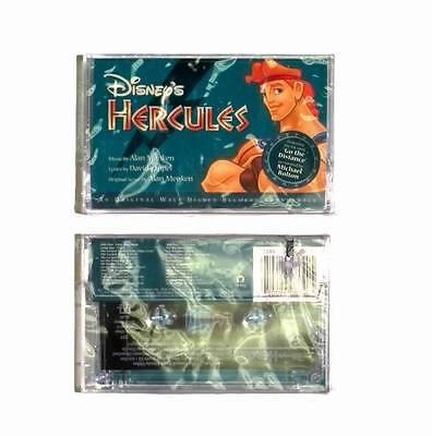 Classic Disney  Hercules Original Score by Alan Menken CassetteTape May 1997