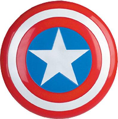 Captain America Classic Child Shield Disney Marvel Comics Brand New   - Captain America Accessories