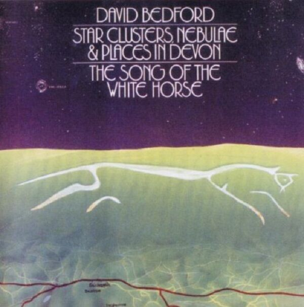 David Bedford Song Of The White Horse CD NEW SEALED