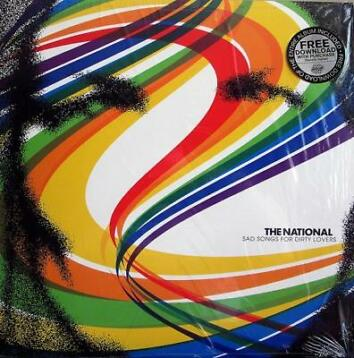 LP nieuw - The National - Sad Songs For Dirty Lovers