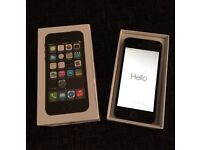 iPhone 5s. Black. 16gb. Unlocked. Boxed / As New Condition. £150 NO OFFERS