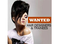 Hair Stylist,Salon Managers & Apprentices
