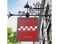 Commis Chef (Full Time & Part Time)