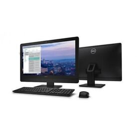 Dell optiplex 9030 All in one computer with built in 23 inch screen i5 8gb memory 500gb hdd