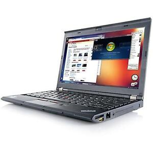 Lenovo ThinkPad X230 - i5 2.60GHz (3320M) - 4GB RAM - 500GB HDD - Camera - 12.5-inch Screen - Win 7 Pro