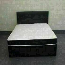 ⭐🆕DONT DELAY DEALS DIVAN BEDS IN ALL SIZE WITH STORAGE OPTION HEADBOARDS AND CHOICE OF MATTRESS