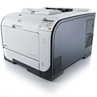 HP LASERJET M451DN COLOR  PRINTER CE957A  REFURBISHED 90 DAY WARANTY