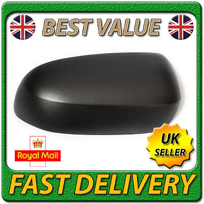 Driver Right Wing Door Mirror Cover Casing Cap for VAUXHALL CORSA C 2000 2006