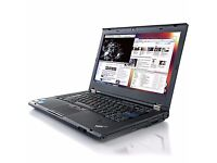 V HIGH SPEC T420 LAPTOP 2ND GEN CORE i5 128GB SSD 8GB RAM WIFI WEBCAM DVD HD3000 GRAPHICS W7 PRO