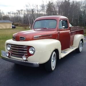 1948 Ford F68 (US F2) Pickup Truck
