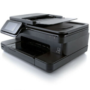 PRINTER HP PhotoSmart 7510 all in one SCAN  PHOTO FAX