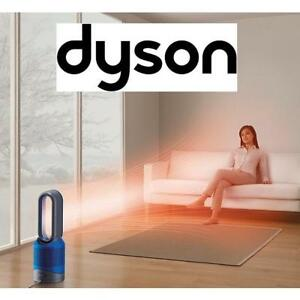 NEW DYSON HOT  COLD AIR PURIFIER 305573-01 139396963 BLUE HEATING AND COOLING AIR PURIFIERS