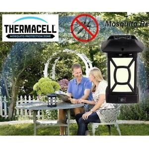NEW MOSQUITO REPELLENT LANTERN MR9WCA 246128998 THERMACELL PATIO SHIELD