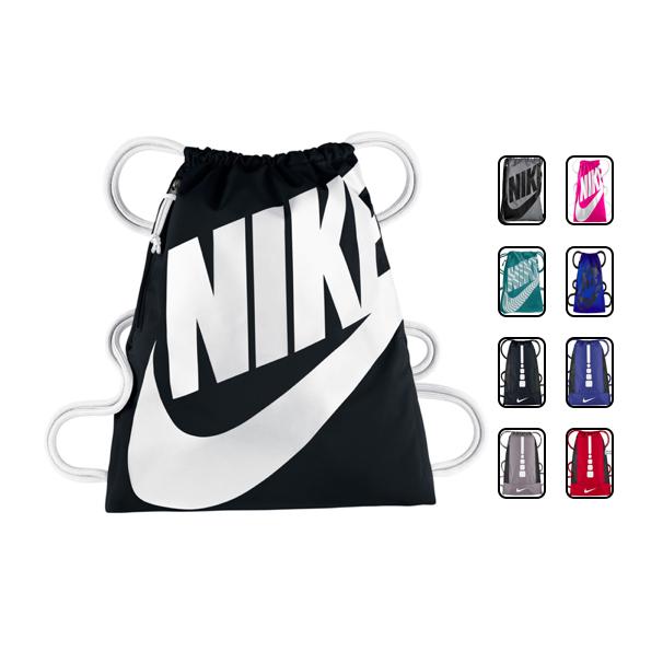Nike Elite Drawstring Bag NWT Heritage Gym Sack Backpack Exp