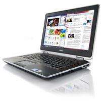 Dell Latitude E6320 Laptop -Win7,Core i5,250GB,4GB,Webcam,HDMI