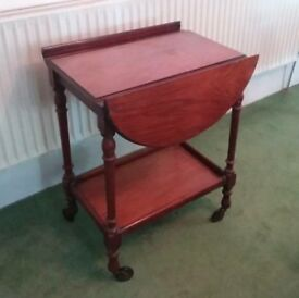 Tea trolley/ table